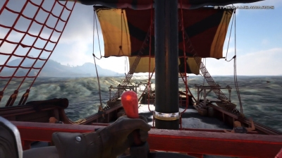 Atlas is a new game of sailing and monsters from Ark