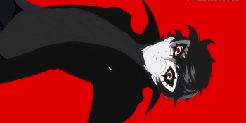 Super Smash Bros. Ultimate's DLC character is Joker from Persona 5