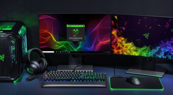 Gamma will let Razer users mine for crypto.