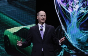Gary Shapiro is CEO of the CTA, which runs the annual CES tech trade show in Las Vegas.