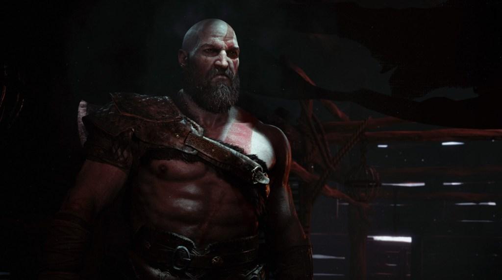 Cory Barlog is ... Kratos.