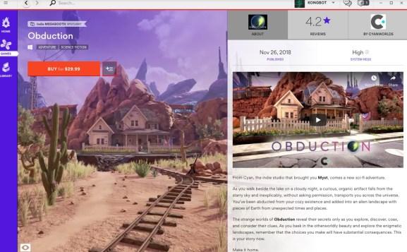 Indie Megabooth and Kartridge are teaming up to sell indie games.