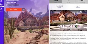 Kartridge and Indie Megabooth highlight indie games in alternative PC game store
