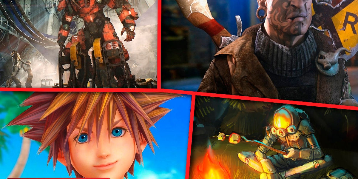 The RPGs of 2019 include Kingdom Hearts, Cyber
