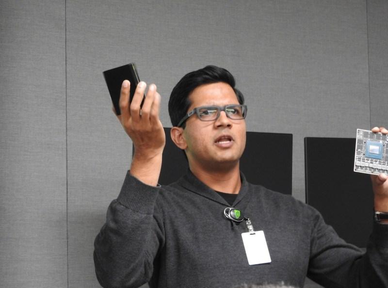 Nvidia launches Jetson AGX Xavier module for autonomous