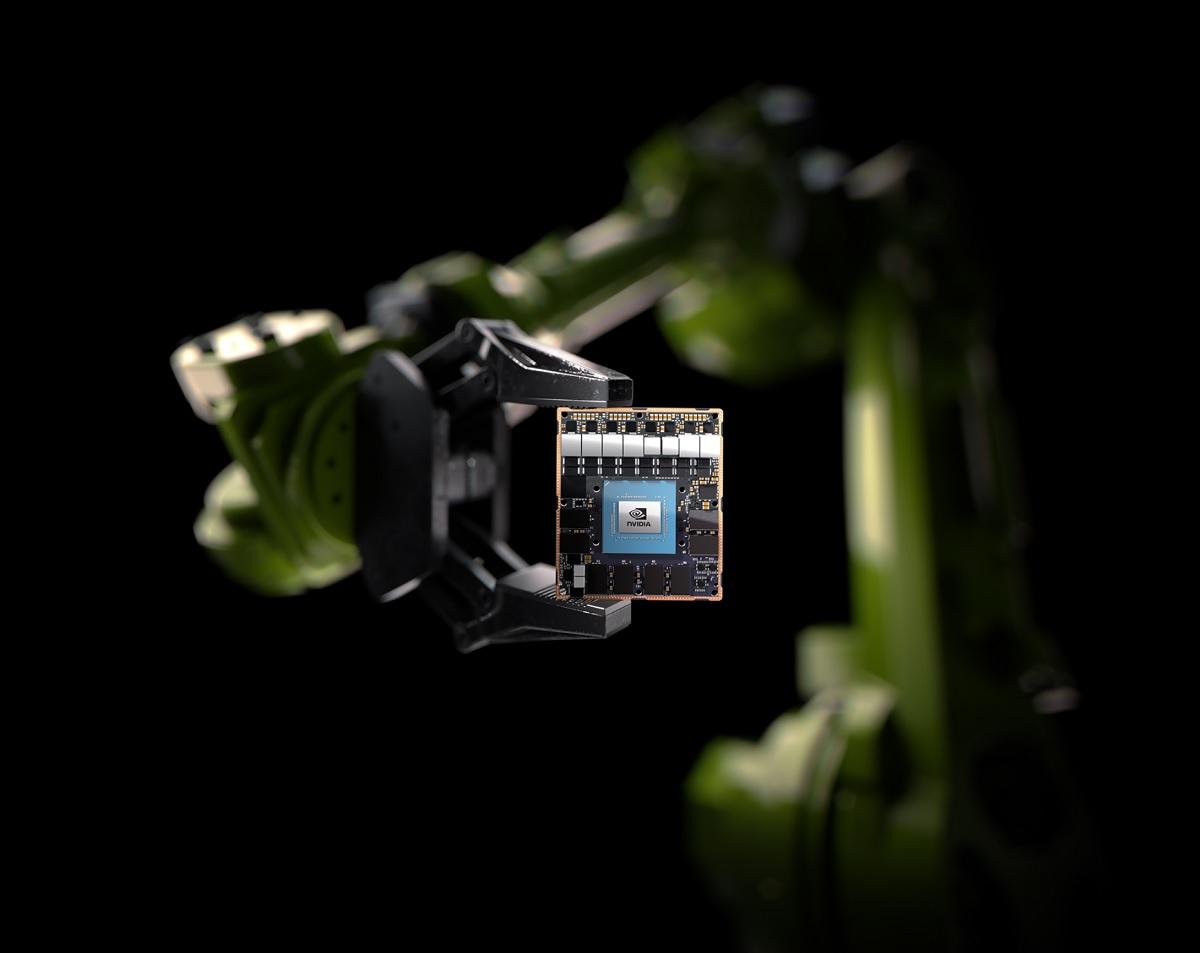 Nvidia launches Jetson AGX Xavier module for autonomous machines