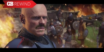 Kingdom Come: Deliverance wins the He-Man's Manly Game for Men Award