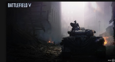 Battlefield V How Dice Walked A Tightrope On The The Last