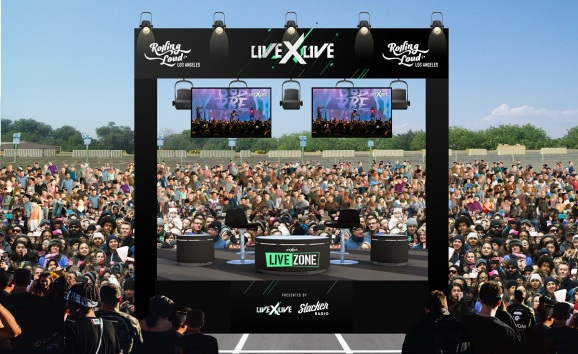 LiveXLive is streaming dozens of concerts.