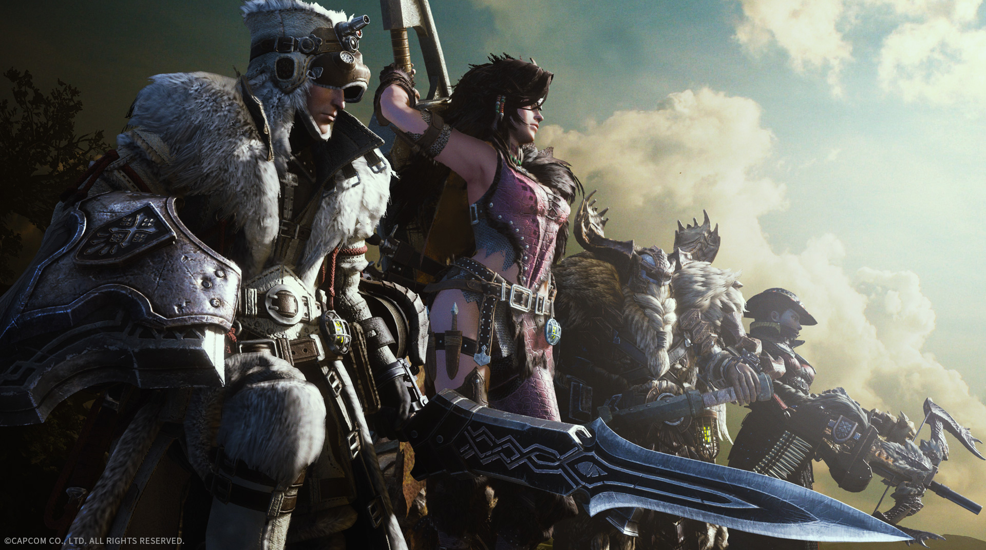 Monster Hunter World Preps For Year 2 Witcher Crossover And Iceborne Expansion Venturebeat