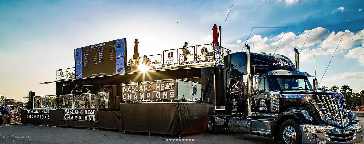 Nascar is bringing its heat to esports.
