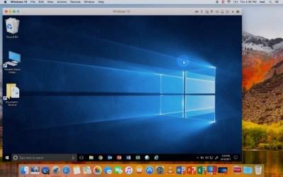 mac to windows emulation software