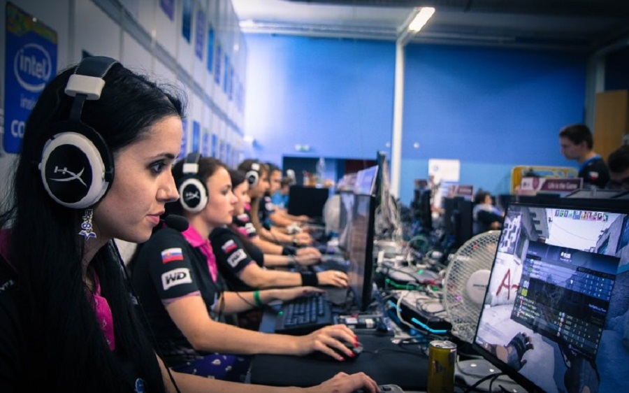 Female players are changing esports and broadening its appeal.