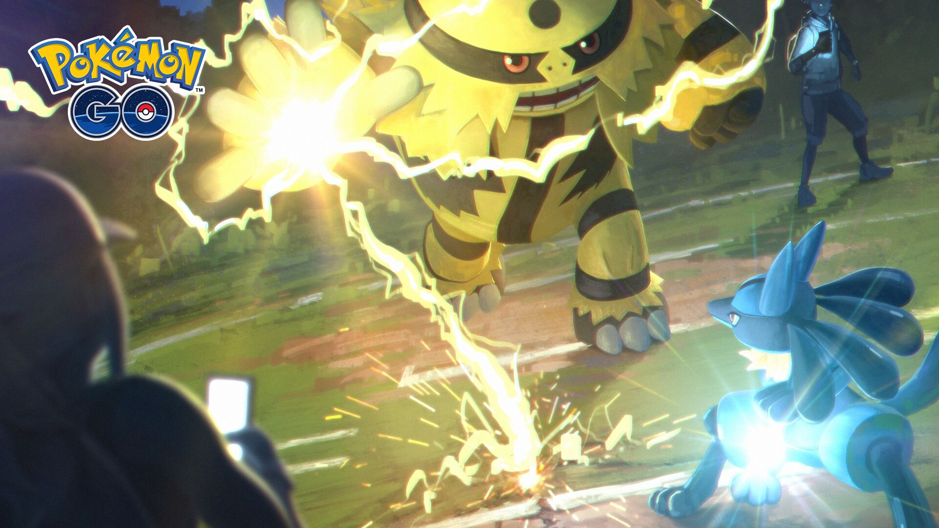 Pokemon Go Trainer Battles Are Live For Players Level 10 And