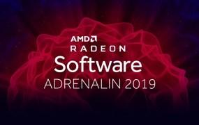 AMD Radeon Software Adrenalin 2019
