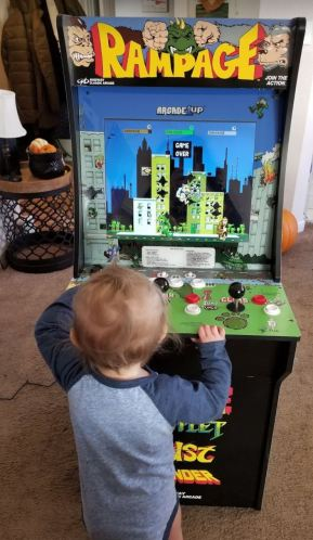 Arcade1Up review -- An affordable, compact cabinet | VentureBeat