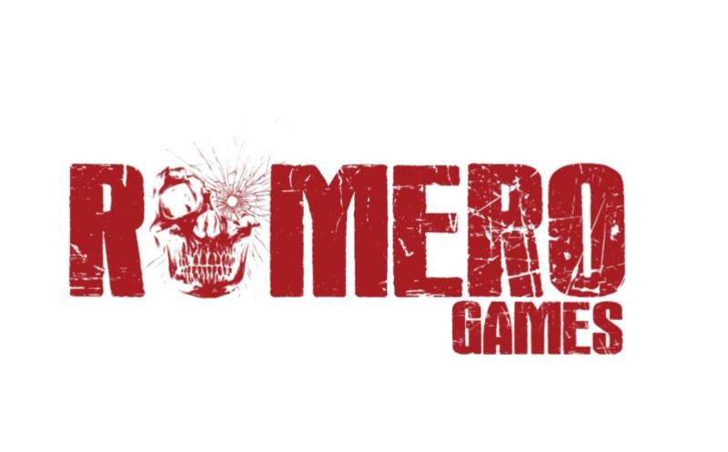 Romero Games logo