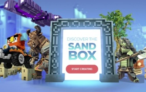 The Sandbox plans to support creators with real money.