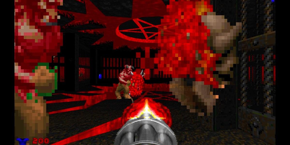 Sigil Megawad for the original Doom