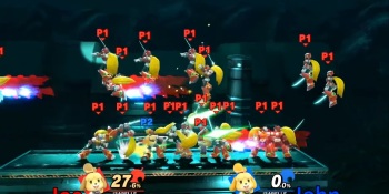 Super Smash Bros. Ultimate glitch gives Isabelle infinite Assist Trophies
