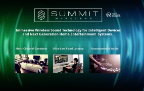 Summit Wireless is collaborating with LG.