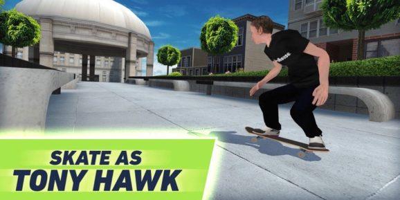 Tony Hawk's Skate Jam.