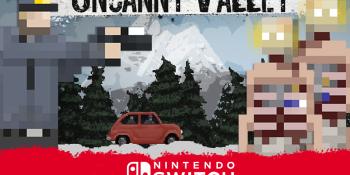 Uncanny Valley.