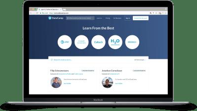 DataCamp raises $25 million for customizable online data