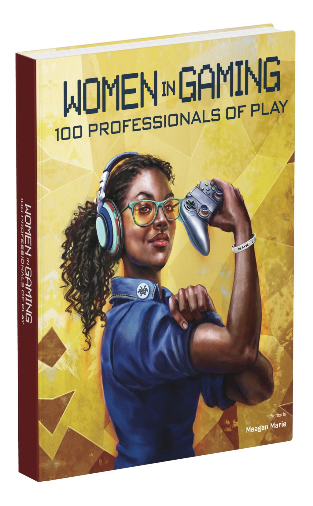 Women in Gaming: 100 Professionals of Play is now available as a book.