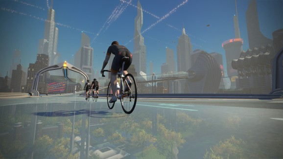 Zwift raises $120 million to expand its virtual training worlds for cyclists, runners, and esport contests