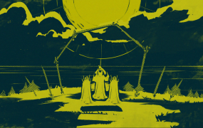 Kitfox Games' The Shrouded Isle