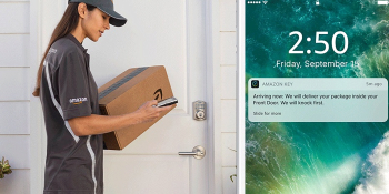 Amazon extends its Key delivery service to third-party smart locks and garage doors
