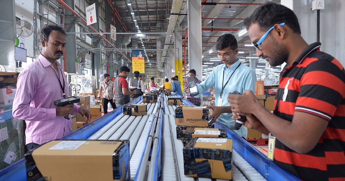 Amazon And Flipkart Face Uncertainty As India Readies New