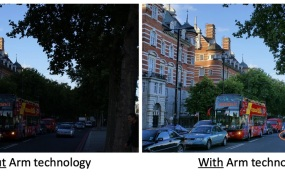 Arm's latest image chips can do HDR.