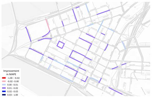 Parking occupancy AI