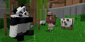 Minecraft's cats, pandas, and thriving Marketplace partners