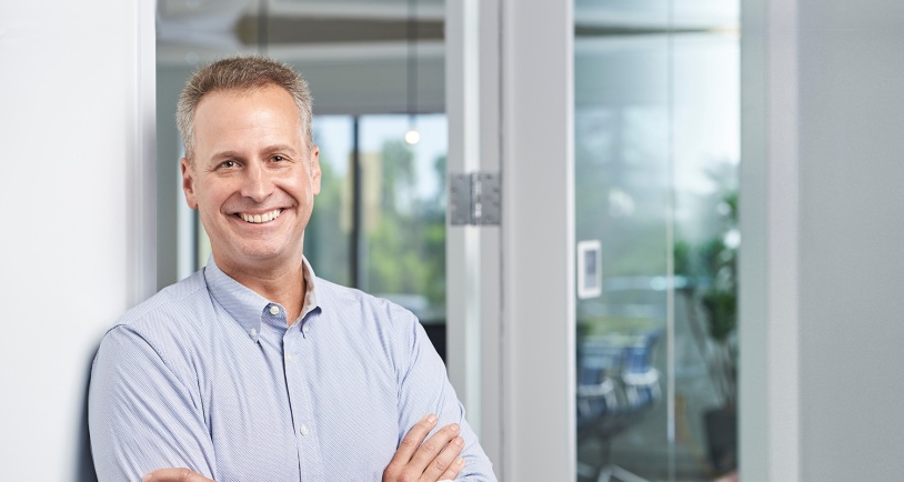 Doug Higgins: Cofounder and managing director at Sapphire Ventures