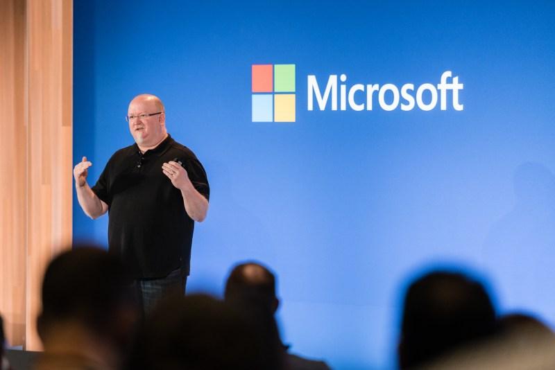 Microsoft CTO Kevin Scott