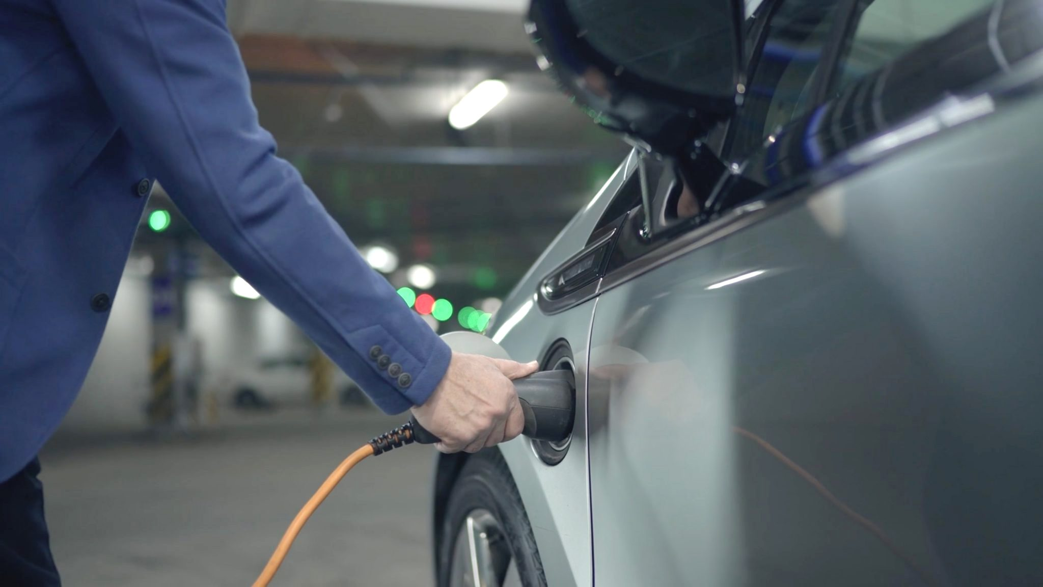 Shell snaps up Greenlots to accelerate electric vehicle