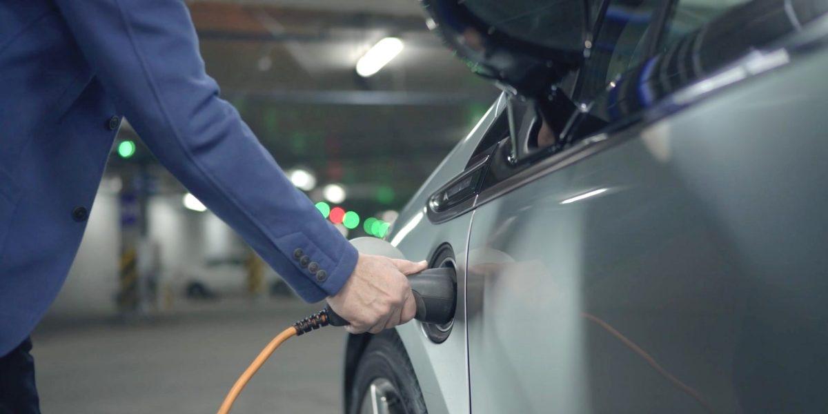 Greenlots charging station