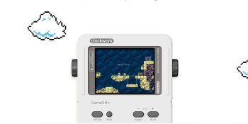 GameShell DIY handheld is a great way to play retro games