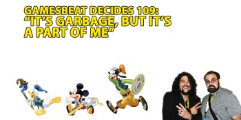 GamesBeat Decides 109: Kingdom Hearts is garbage, but it's a part of me