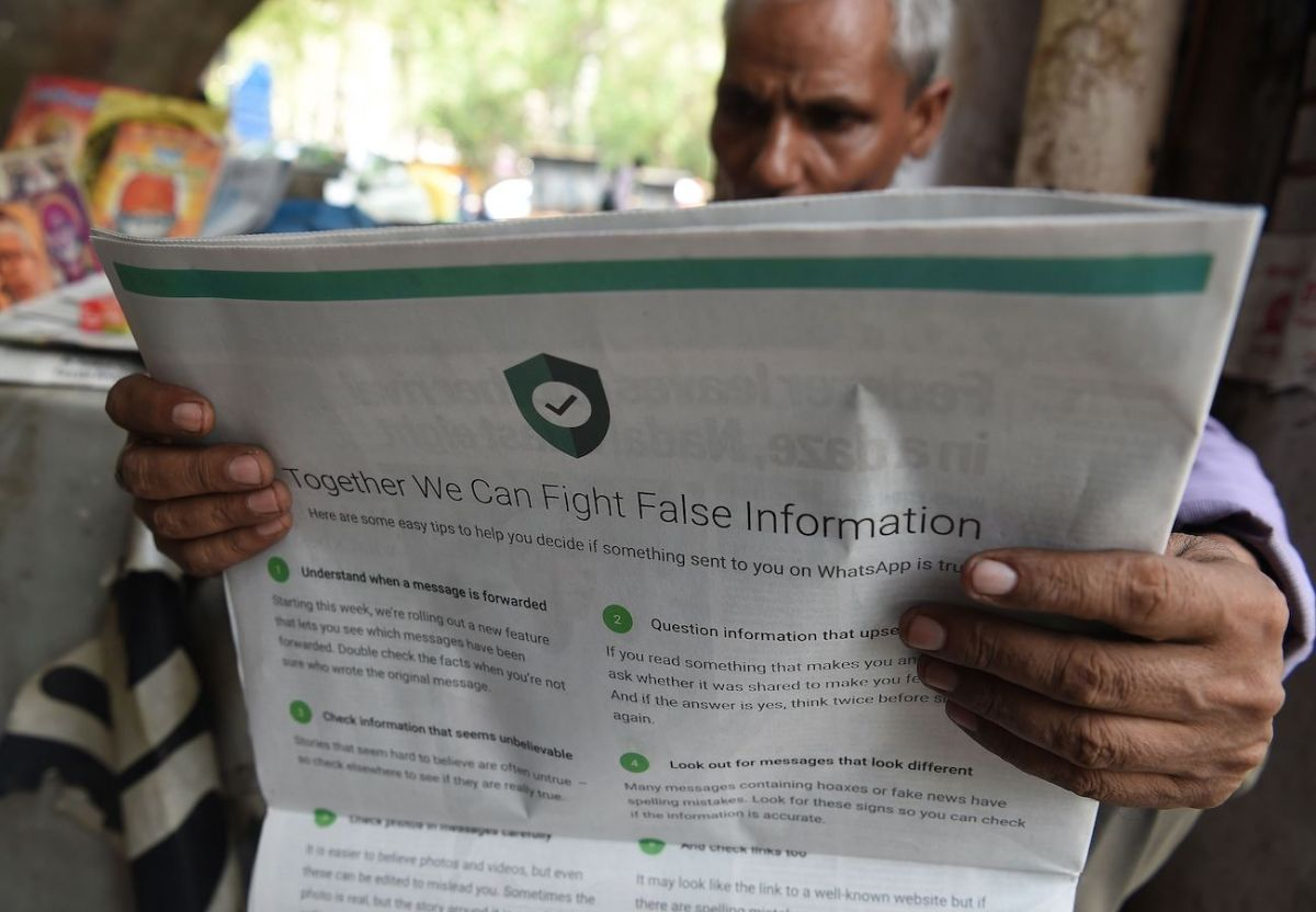 Facebook, Mozilla, and Others Take on India's Proposed New Social Media Regulations