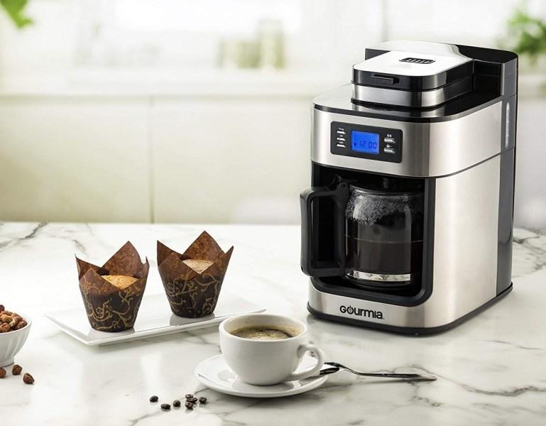 Gourmia coffee maker
