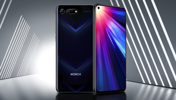 Huawei's Honor View20 smartphone