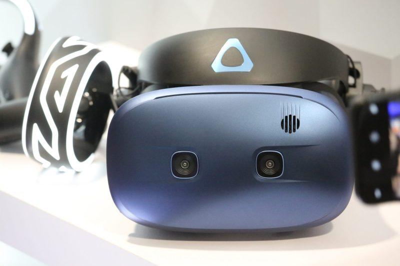 HTC Vive Cosmos.