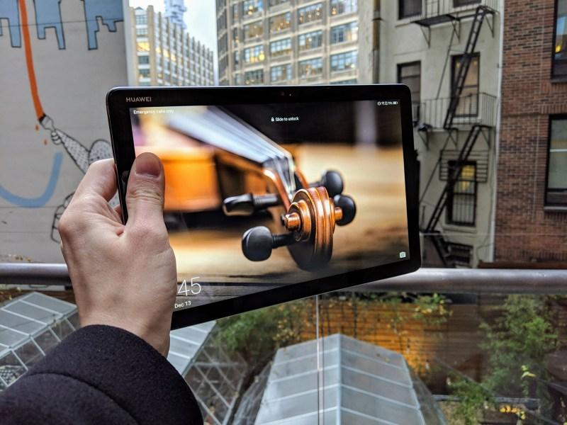 Huawei brings MateBook 13 and MediaPad M5 Lite to U S    VentureBeat