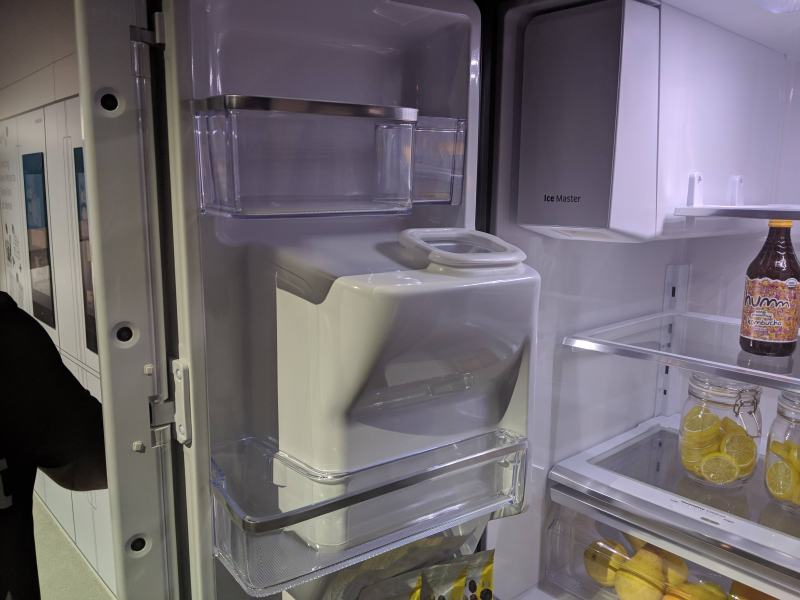 Samsung is using computer vision to tell you what's in your fridge | VentureBeat
