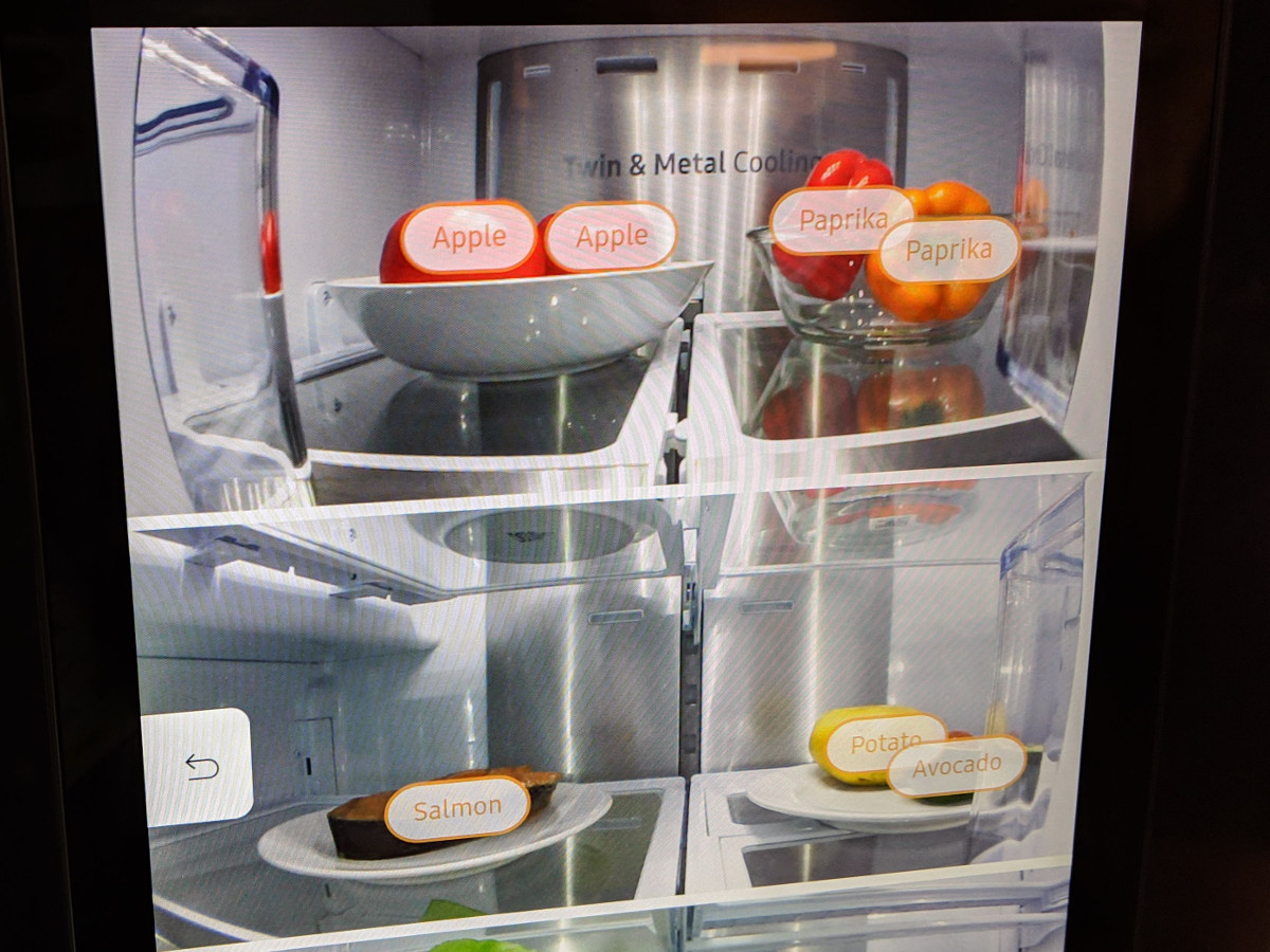 Samsung is Using Computer Vision to Tell You What's in your Fridge