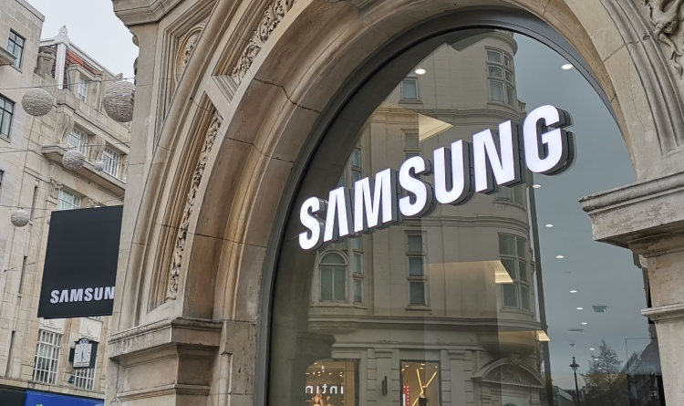 Samsung Store in London